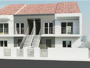 Apartment Floor Dwelling T2 / Peniche, Ferrel