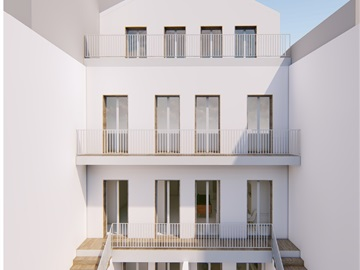 Apartment Studio / Matosinhos, Centro