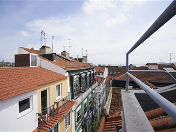 Apartment T1 / Lisboa, Lapa - Madragoa