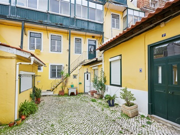 Apartment T1 / Lisboa, Lapa