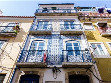 Apartment T2 / Lisboa, Lapa - Madragoa