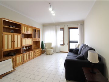 Apartment T2 / Vila do Conde, Castelo