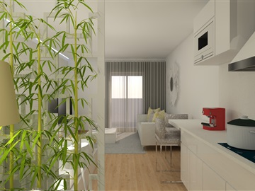 Appartement Studio / Aveiro, Vera Cruz