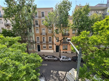 Appartement T2 / Lisboa, Arroios