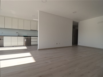Appartement T2 / Viseu, Repeses e São Salvador