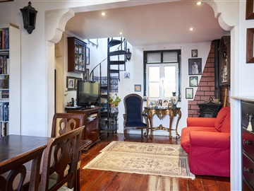Appartement T4 / Lisboa, Lapa - Madragoa