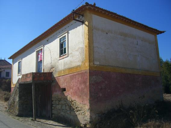 Country house T2 / Pombal, Vermoil