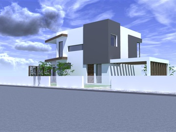 Detached house T3 / Almada, Aroeira