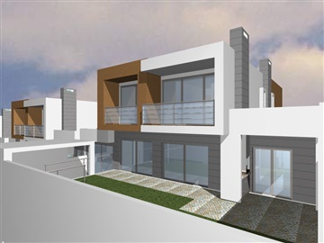 Detached house T4 / Mafra, Milharado