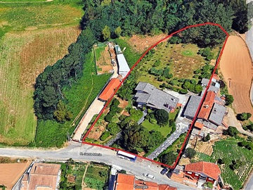 Detached house T4 / Santa Maria da Feira, Argoncilhe