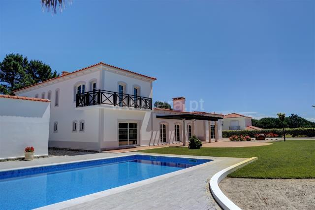 Detached house T5 / Óbidos, Praia D´El Rey