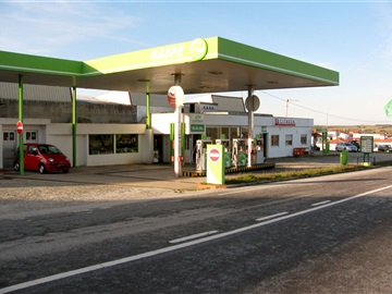 Fuel Supply Station / Miranda do Douro, Duas Igrejas