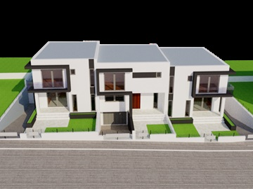 Semi-detached house T3 / Marco de Canaveses, Marco