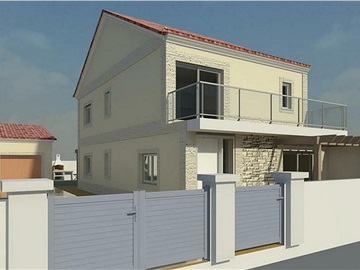 Semi-detached house T3 / Peniche, Ferrel