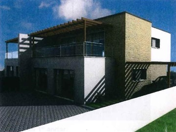Semi-detached house T4 / Cantanhede, Cantanhede