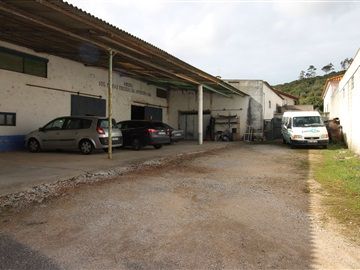 Warehouse / Óbidos, Amoreira